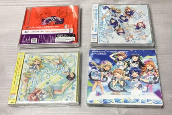 中古CD Tokyo 7th シスターズ ナナシス グッズの画像