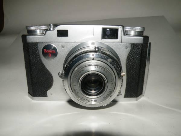 コニカ ⅡB ヘキサ-50㎜ F3,5_画像1