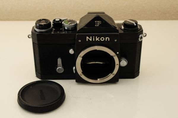 ニコン Nikon F アイレベル