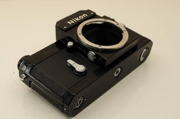 ニコン Nikon F アイレベル_画像2
