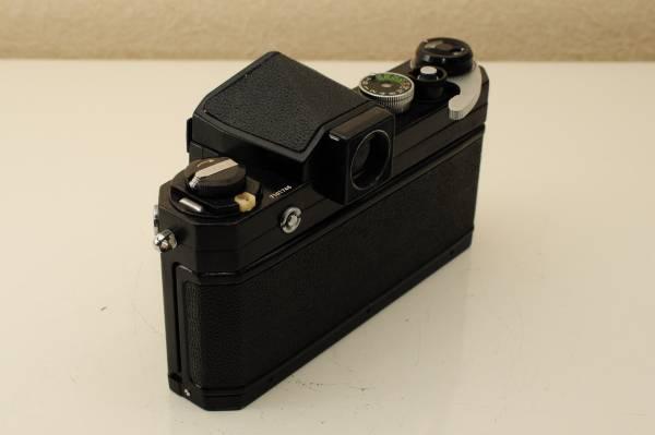 ニコン Nikon F アイレベル_画像3