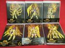 Blu-ray 聖闘士星矢 黄金魂 -soul of gold- 特装限定版 全6巻セット
