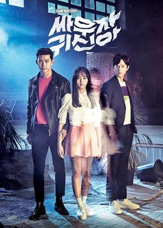 ドラマ『戦おう、幽霊』全16話 Blu-ray 2枚組 日本語字幕あり テギョン(2PM)、キム・ソヒョン
