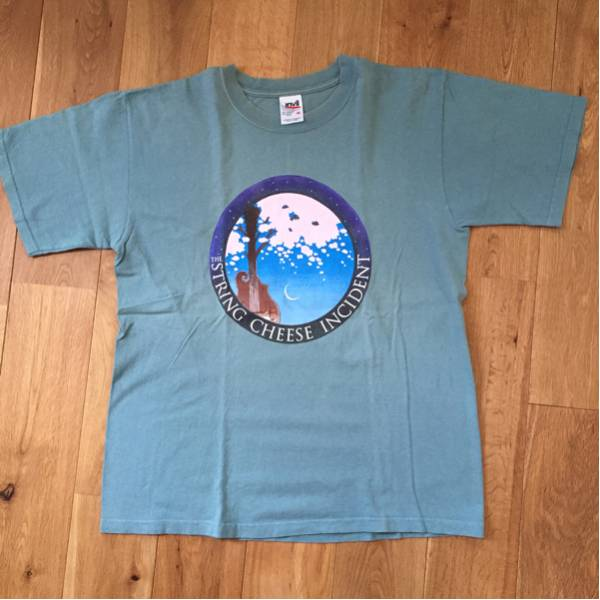 String Cheese Incident Japan tour2003年Tシャツ グレイトフルデッド ヒッピー