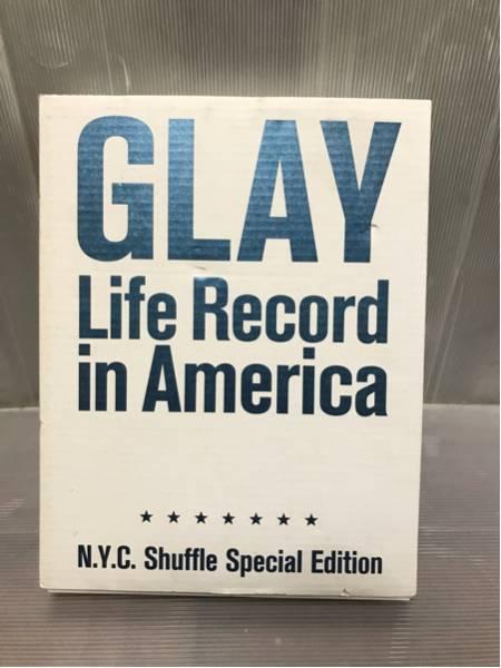 GLAY Life Record in America/グレイライフレコードインアメリカ