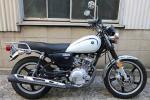 YB125SP YBR125SP