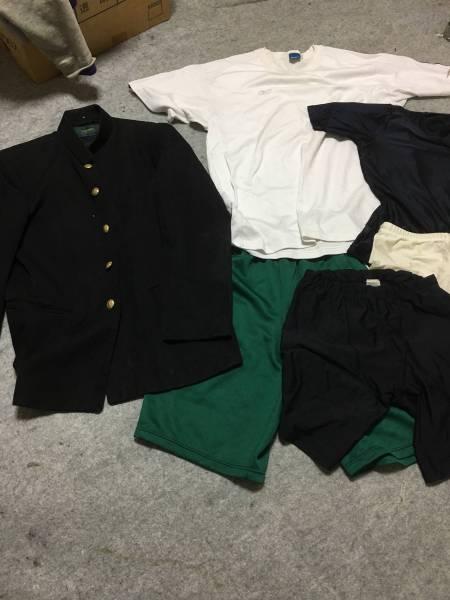 学生服と体操服とラグビースパッツ グッズの画像