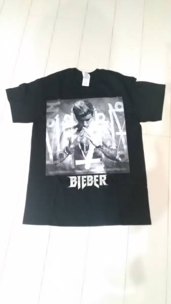 ジャスティンビーバー 2016 ワールドツアーTシャツ Mサイズ ライブグッズの画像