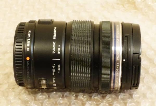 M.ZUIKO DIGITAL ED 12-50mm F3.5-6.3 EZ