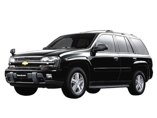 ドア サイド ウインド バイザー シボレー トレイルブレイザー ショート LT/LTZ SUV USA 雨避け 喫煙 Chevrolet TrailBlazer GMT360_画像2
