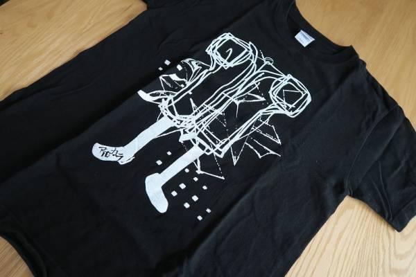 レア 美品 初期ツアーライブ デザイン アルカラ Tシャツ M くだけねこ レコーズ グッズ ブラック 黒 猫 バンドT キュウソネコカミ Mサイズ