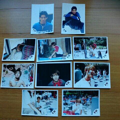 《43》三宅健公式写真10枚