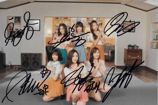 16.8★GFRIEND★「L.O.L」全員直筆サイン入り公式写真 574証明書付