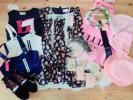新品 LULUDYルルディ♪ワンピースドレス アクセサリ 靴 バッグ等 18点セット♪150サイズ 総額132100円
