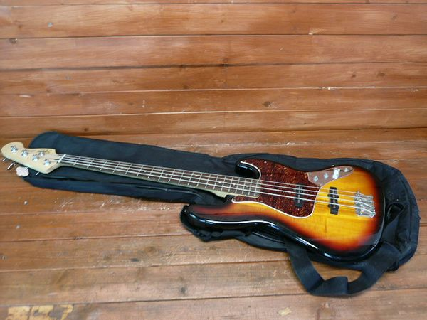 ★Squier by Fender Vintage Modified Jazz Bass スクワイヤー ジャズベース