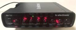 【中古】tc electronic RH750 ベースアンプ