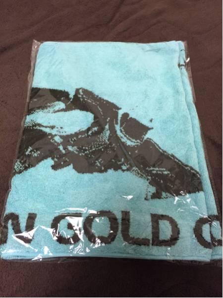 BUMP OF CHICKEN GOLD GLIDER TOOR スポーツタオル 限定カラー 新品