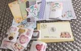【福袋】メモ/カード/シール/ディズニー リゾート/ダッフィー/ジェラトーニ/1円スタート