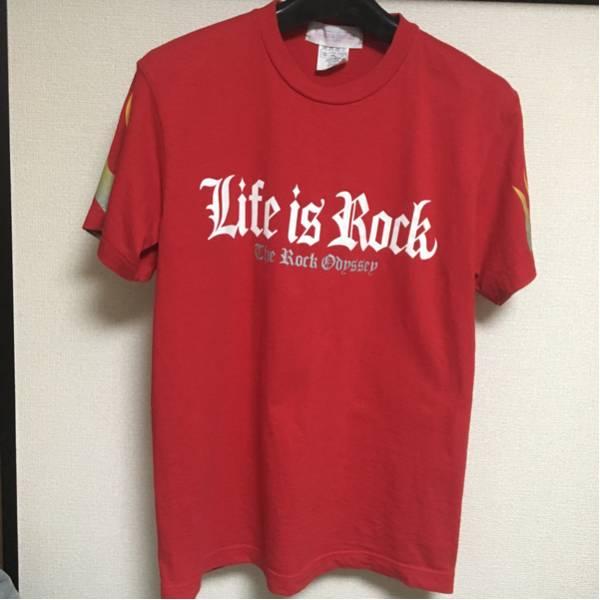 ロック・オデッセイ rock odyssey 2004 大阪 横浜 バンド tシャツ ザ・フー 矢沢永吉 エアロスミス 稲葉浩志 ラルク・アン・シエル