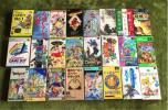 SFC/スーパーファミコンソフト/24本/スーパーマリオ、ロックマン、がんばれゴエモン、メタルマックスなど