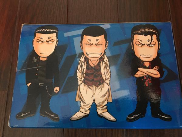 新品未開封クローズZERO2ミニボビングフィギュア賞小栗旬山田孝之やべきょうすけ グッズの画像
