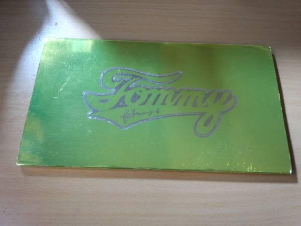 CD「Tommy february6」DVD付初回限定盤 トミー・フェブラリー●_画像1