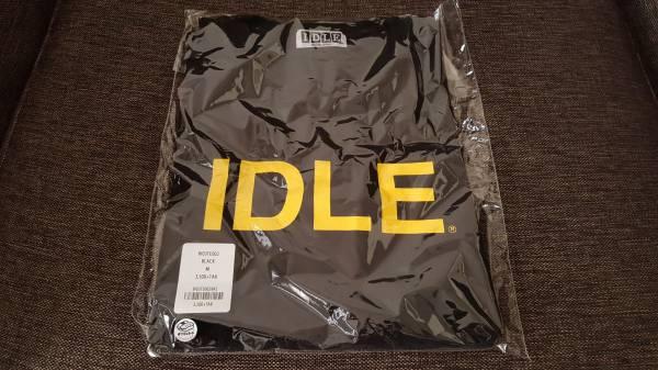 新品未開封品★BILLIE IDLE【会場限定ツアーTシャツ(M)】bis bish