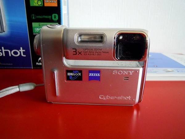SONY Cyber-shot DSC-F88 ジャンク品