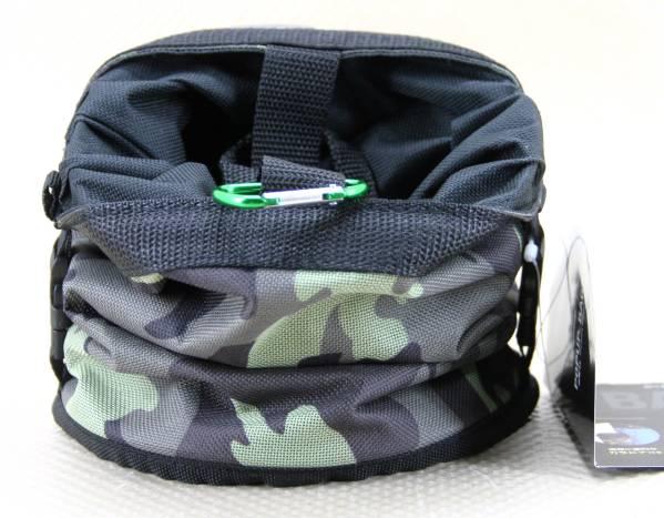 ポップアップ バッグ 折りたたみ 道具 工具 小物入れ 山菜 釣り キャンプ バケツ アウトドア_画像2