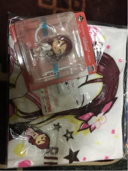 ラブライブサンシャイン 一番くじ 桜内梨子 3点セット グッズの画像