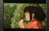 三鷹の森ジブリ美術館 フィルム入場券「千と千尋の神隠し」千(千尋)とおにぎり(貴重・名場面)