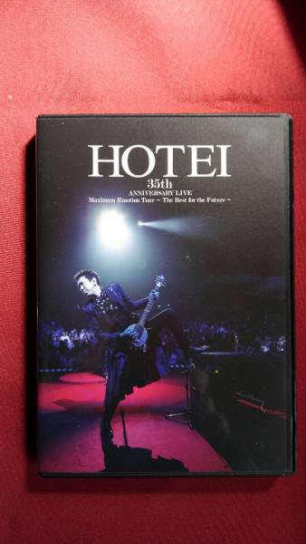 [中古]布袋寅泰Maximum Emotion Tour ~The Best for the Future~[DVD] ライブグッズの画像