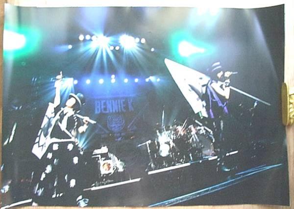 BENNIE K(ベニー ケー) ポスター
