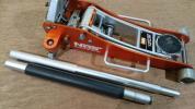 NOS 2トン アルミジャッキ 2t 軽量 低床 アルミ製 ガレージジャッキ フロアジャッキ 油圧ジャッキ ARCAN アルカン