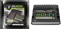 新品 訳有 マッキー DL1608 LIGHTNING 16チャンネル デジタルライブサウンドミキサー MACKIE