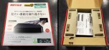 新品 訳有 バッファロー 6TB 外付けハードディスク HDT-AV6.0TU3/V 東芝テレビ レグザ タイムシフトマシン機能対応 USB3.0用 BUFFALO