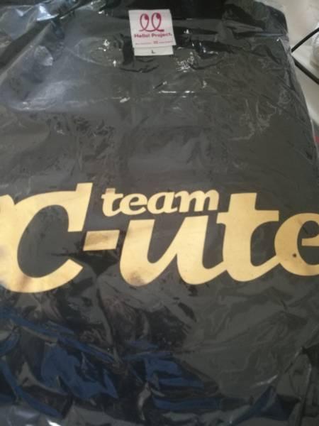 [新品]team ℃-ute Tシャツ Lサイズ ライブグッズの画像