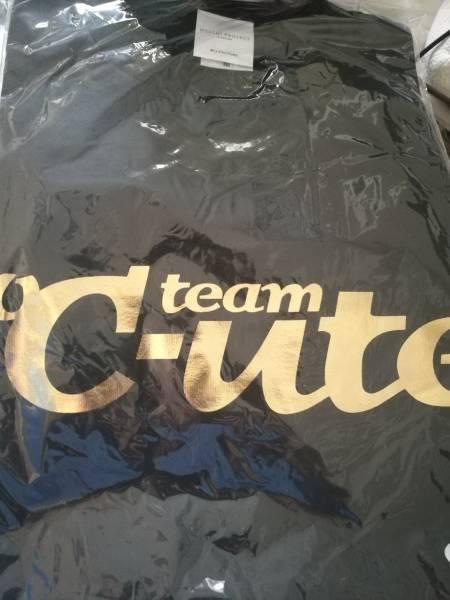 [新品]team ℃-ute Tシャツ Mサイズ ライブグッズの画像
