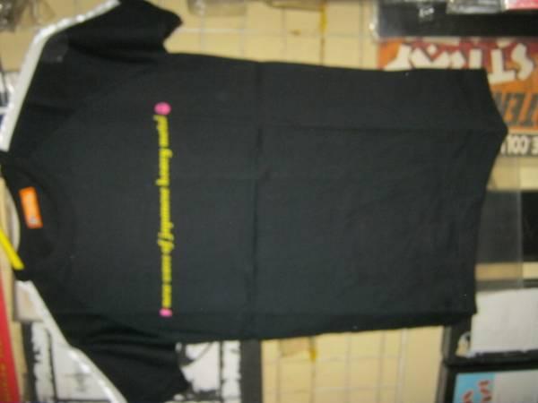 L'Arc-en-Ciel ラルクアンシエル / NWOJHM'99 Tシャツ 新品 VAMPS TETSU HYDE KEN YUKIHIRO ZOMBIES D'ERLANGER X JAPAN 黒夢 GACKT