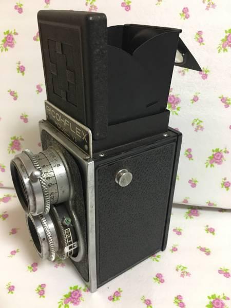 RICOHFLEX MODEL VII 二眼レフカメラ ジャンク_画像3