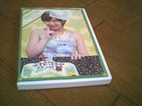 岡井千聖 バースデーイベント2013 last teenage DVD2枚組 ℃-ute
