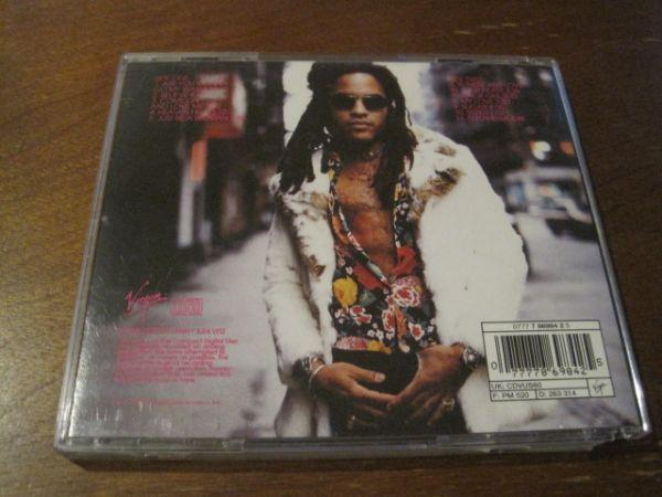 CD Lenny Kravitz Are You Gonna Go My Way レニー・クラヴィッツ_画像2
