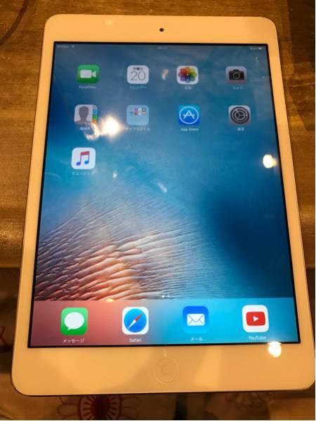 SIMフリー au iPhone6s 64G SIMフリー Apple iPad mini cellularモデル 32G +おまけたくさん!!_画像2