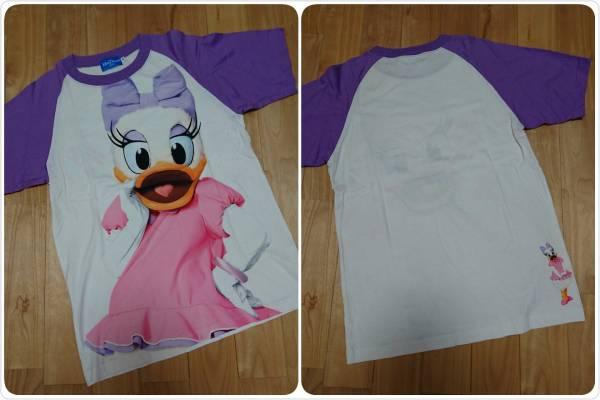 ディズニー 実写 Tシャツ デイジー S TDL TDS TDR 篠山紀信 ディズニーグッズの画像