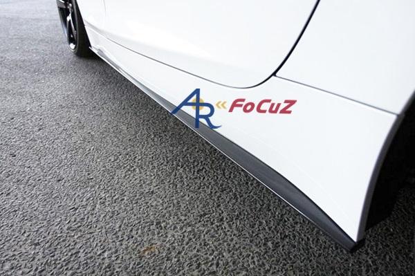 BMW E89 Z4 Mスポ リアルカーボン サイドステップ スポイラー 3D_画像3