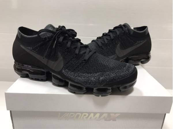 Nike's VaporMax Surfaces In a Black/Green Colorway