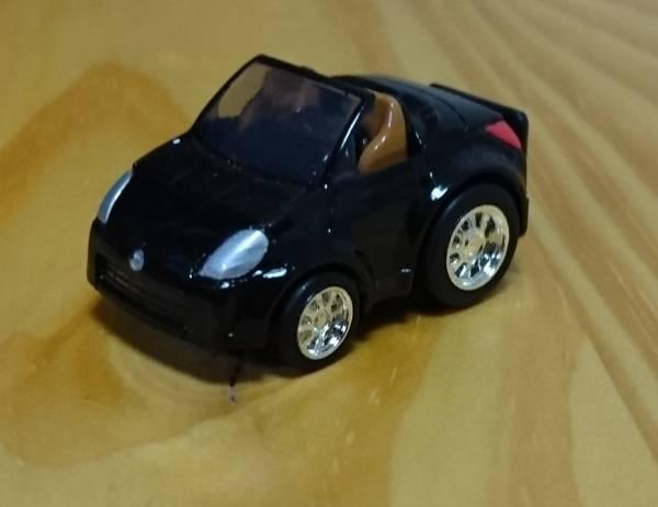 ちびっこチョロQ NO.23 フェアレディ Z ロードスター(Z33) FAIRLADY Z ROADSTAR(Z33) 黒