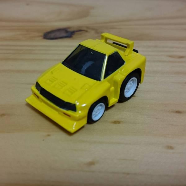 ちびっこチョロQ NO.27 スカイライン RS ターボ (R30) SKYLINE RS TURBO(R30)