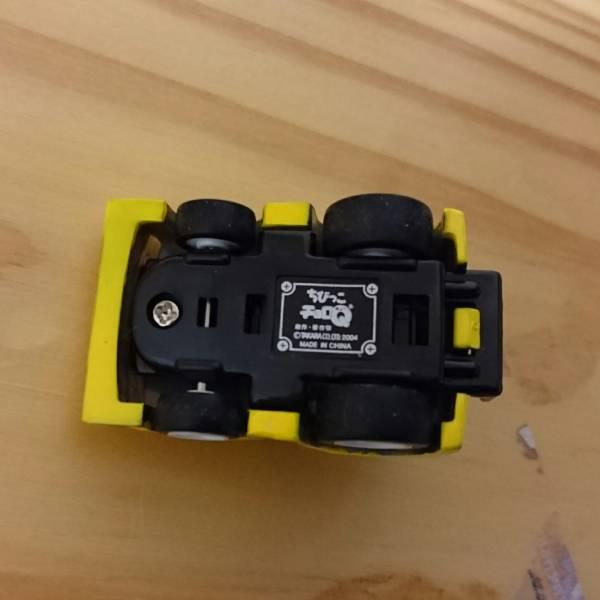 ちびっこチョロQ NO.27 スカイライン RS ターボ (R30) SKYLINE RS TURBO(R30)_画像3