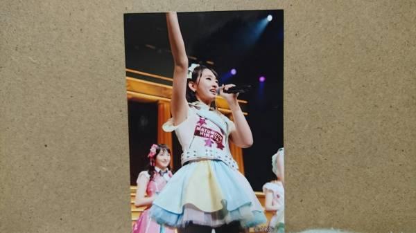 HKT48春の関東ツアー会場内限定プロマイド松本日向 ライブグッズの画像